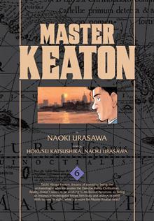MASTER KEATON GN VOL 06 URASAWA