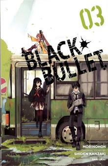 BLACK BULLET GN VOL 03