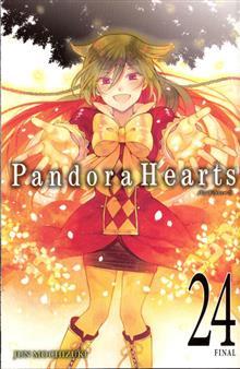 PANDORA HEARTS GN VOL 24