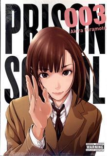 PRISON SCHOOL GN VOL 03 (MR)