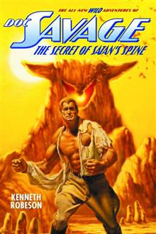 DOC SAVAGE NEW ADV SC VOL 11 SECRET OF SATANS SPINE