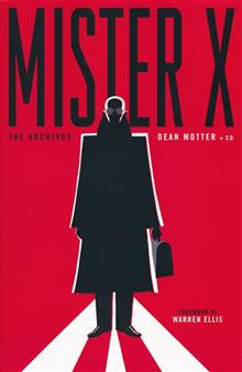 MISTER X ARCHIVES TP