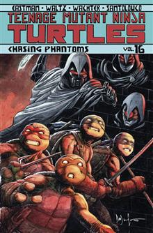 TMNT ONGOING TP VOL 16 CHASING PHANTOMS