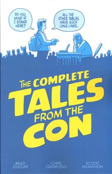 COMPLETE TALES FROM THE CON TP