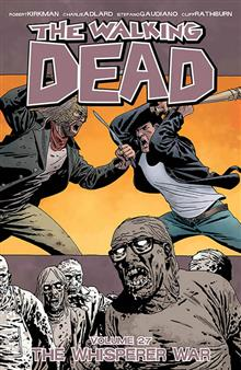 WALKING DEAD TP VOL 27 WHISPERER WAR (MR)