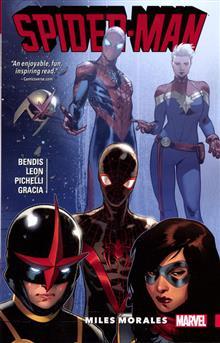 Spider-Man Miles Morales TP Vol 02