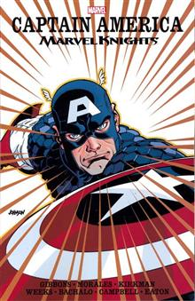 CAPTAIN AMERICA TP VOL 02 MARVEL KNIGHTS