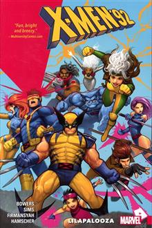 X-MEN 92 TP VOL 02 LILAPALOOZA