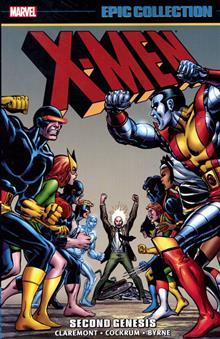 X-Men Epic Collection TP Second Genesis