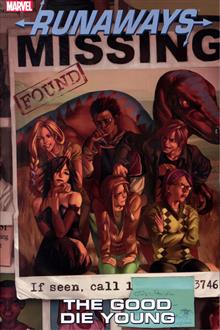 RUNAWAYS TP VOL 03 GOOD DIE YOUNG TP NEW PTG