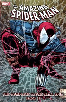 SPIDER-MAN COMPLETE CLONE SAGA EPIC TP VOL 03 NEW PTG