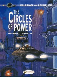 VALERIAN GN VOL 15 CIRCLES OF POWER