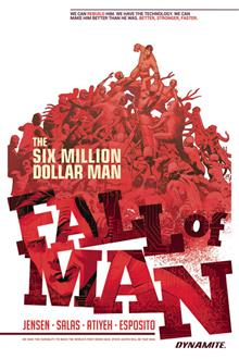 SIX MILLION DOLLAR MAN FALL OF MAN TP