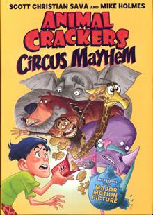 ANIMAL CRACKERS PREQUEL HC GN CIRCUS MAYHEM