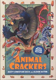 ANIMAL CRACKERS HC GN