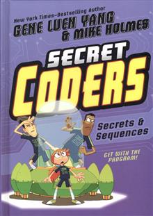 SECRET CODERS GN HC VOL 03 SECRETS & SEQUENCES