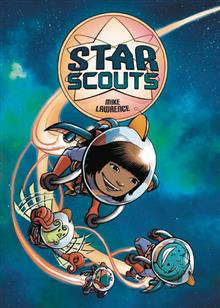STAR SCOUTS GN VOL 01