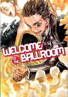 WELCOME TO BALLROOM GN VOL 04