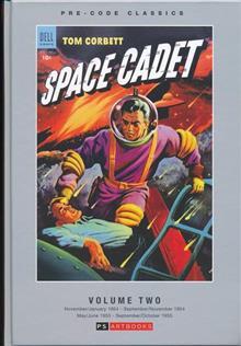 PRE CODE CLASSICS TOM CORBETT SPACE CADET HC VOL 02