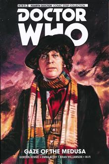 DOCTOR WHO 4TH TP GAZE OF MEDUSA