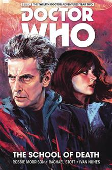 DOCTOR WHO 12TH TP VOL 04 SCHOOL OF DEATH