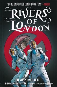 RIVERS OF LONDON TP VOL 03 BLACK MOULD