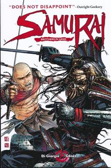 SAMURAI TP VOL 02 BROTHERS IN ARMS