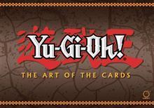 YU-GI-OH ART OF CARDS HC