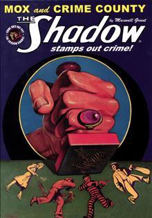 SHADOW DOUBLE NOVEL VOL 116 MOX & CRIME COUNTY