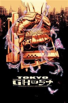 Tokyo Ghost Dlx Ed HC DCBS Exc