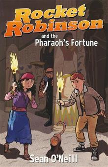 ROCKET ROBINSON & PHAROAHS FORTUNE GN VOL 01