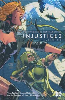 INJUSTICE 2 HC VOL 02