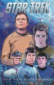 STAR TREK NEW ADVENTURES TP VOL 05