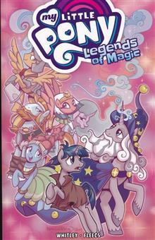 MY LITTLE PONY LEGENDS OF MAGIC TP VOL 02