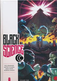 BLACK SCIENCE PREMIERE HC VOL 01 REMASTERED ED (MR)