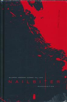 NAILBITER HC VOL 02 THE MURDER ED DCBS VARIANT (MR)