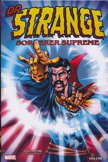 DOCTOR STRANGE SORCERER SUPREME OMNIBUS HC VOL 02