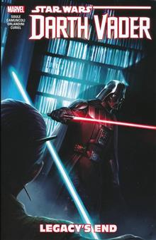 STAR WARS DARTH VADER DARK LORD SITH TP VOL 02 LEGACYS END