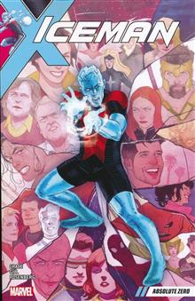 ICEMAN TP VOL 02 ABSOLUTE ZERO