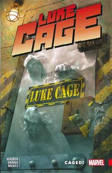 LUKE CAGE TP VOL 02 CAGED