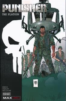 PUNISHER PLATOON TP (MR)