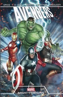 AVENGERS MIGHTY ORIGINS TP