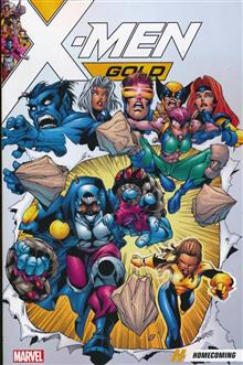 X-MEN GOLD TP VOL 00 HOMECOMING