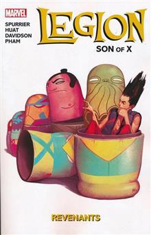 LEGION SON OF X TP VOL 03 REVENANTS
