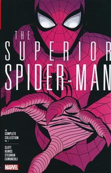 SUPERIOR SPIDER-MAN TP VOL 01 COMPLETE COLLECTION