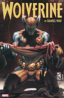 WOLVERINE BY DANIEL WAY COMPLETE COLLECTION TP VOL 04