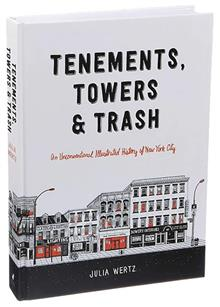 TENEMENTS TOWERS & TRASH HC (C: 0-1-0)