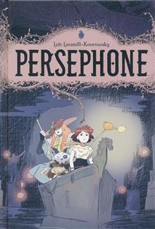 PERSEPHONE ORIGINAL GN HC (MR)