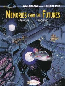 VALERIAN GN VOL 22 MEMORIES FROM FUTURES