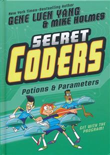 SECRET CODERS HC VOL 05 POTIONS & PARAMETERS